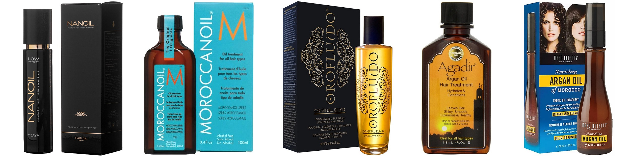 Use Argan Oil In Your Hair Care Routine Where Can You Find It